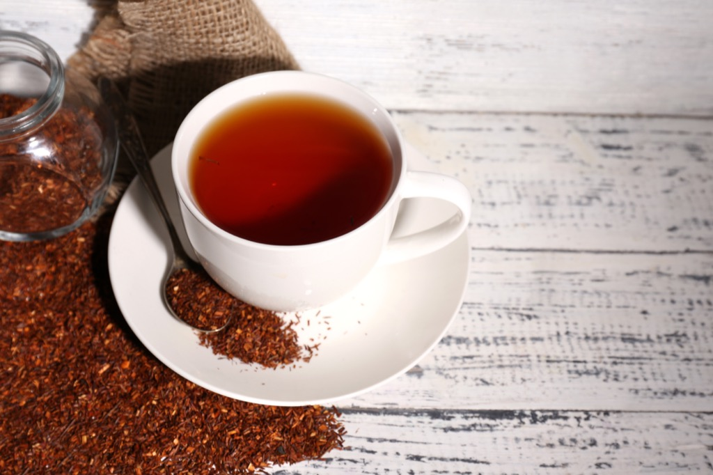 rooibos tea, look younger