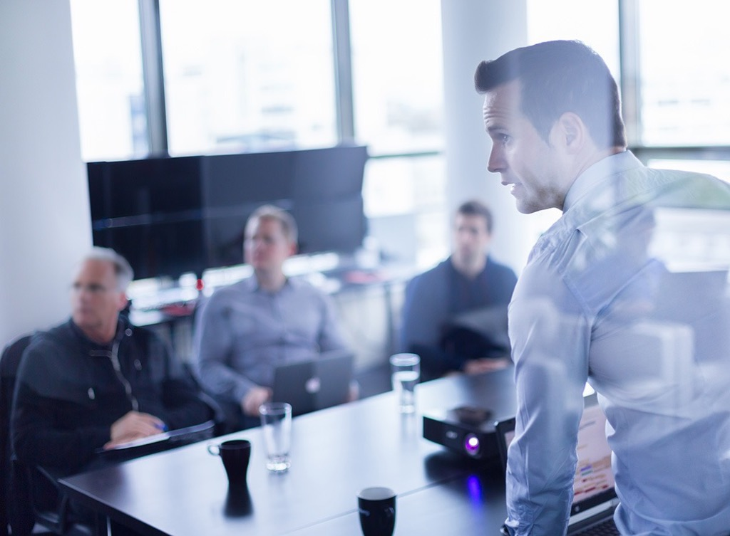 presentation ways to get a promotion after 40