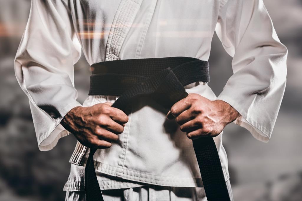 black belt maestro wisdom men over 40