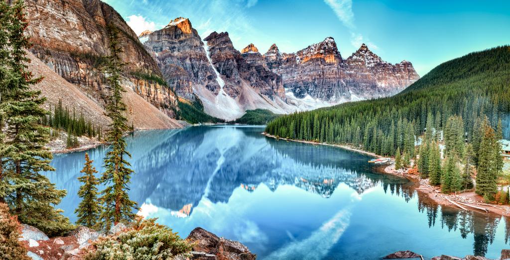 Banff, Alberta Winter Escapes