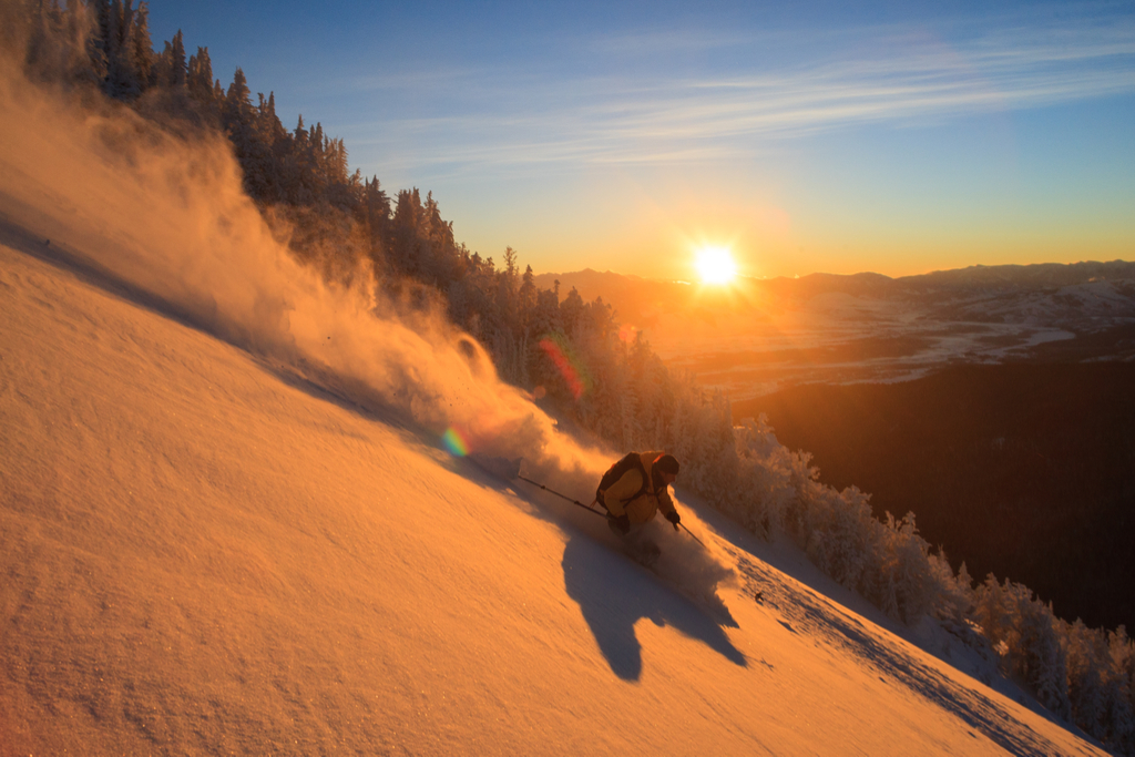 Jackson Hole Wyoming Winter Escapes