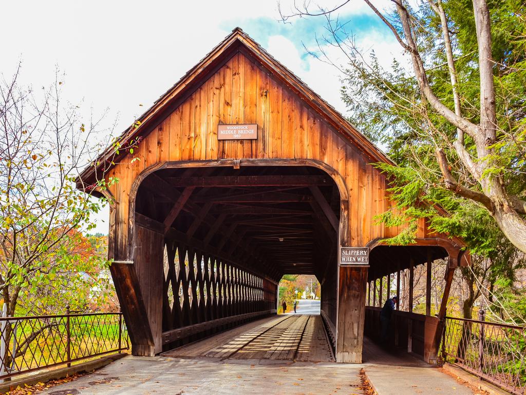 Woodstock Vermont Winter Escapes