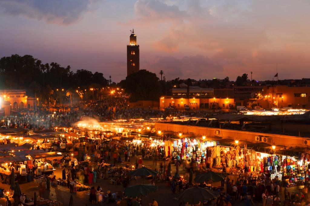 proposal ideas Marrakesh