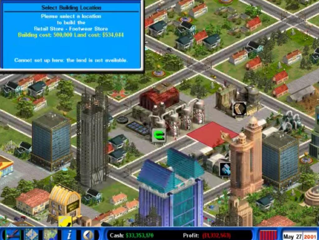 Capitalism video games
