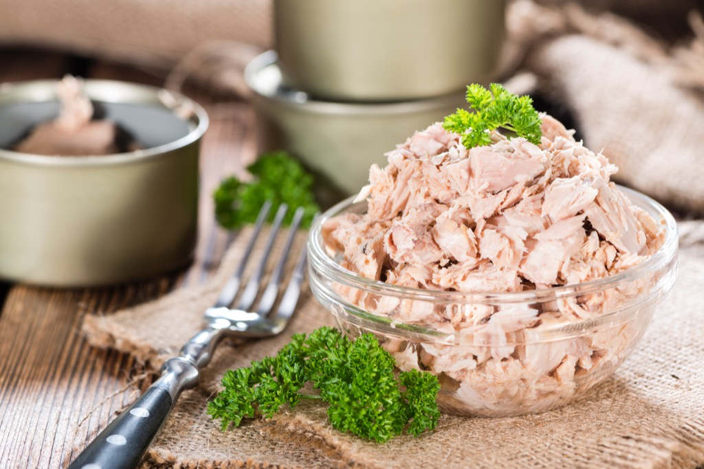 canned tuna salad aphrodisiac foods