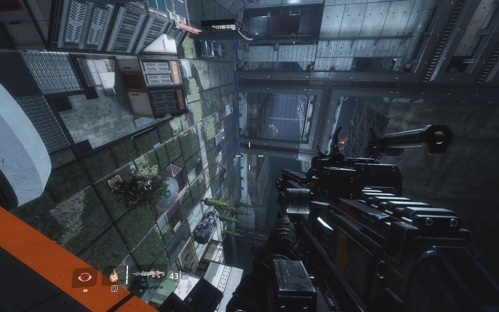 Video games Titanfall 2