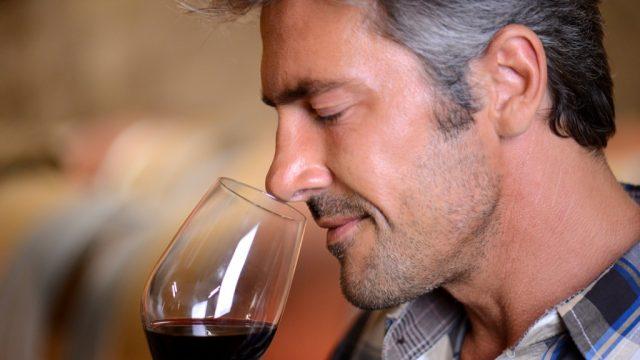 Wine counterfeit, over 40
