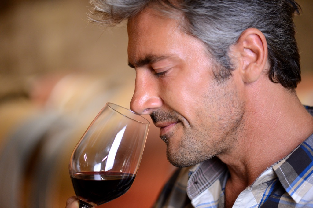 Wine counterfeit, over 40 benefits of wine