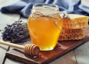 honey pot, great for allergies