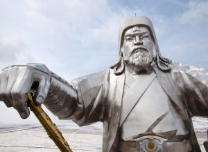 Steal the Ancient Workout of Genghis Khan's Soldiers