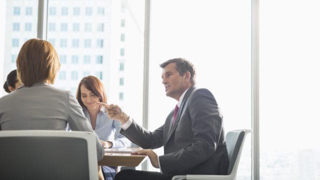Meetings boardroom