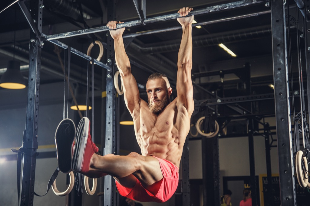 Exercises, pull up Exercises for Adding Muscle
