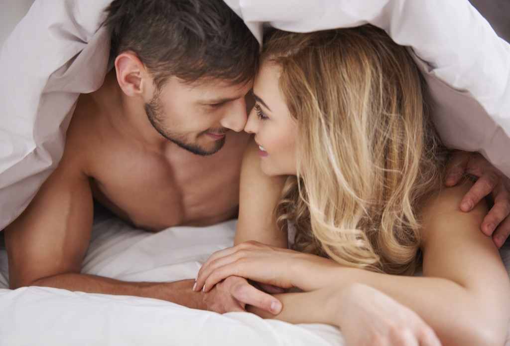 Sex couples times with her