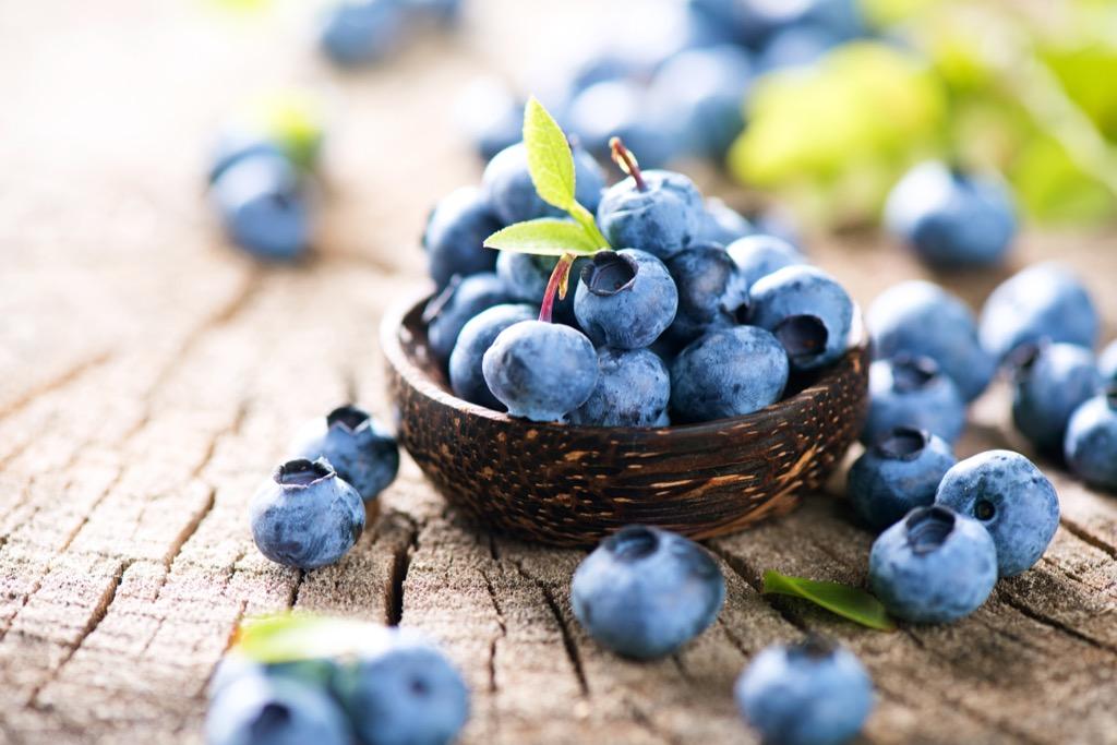 Blueberries libido food