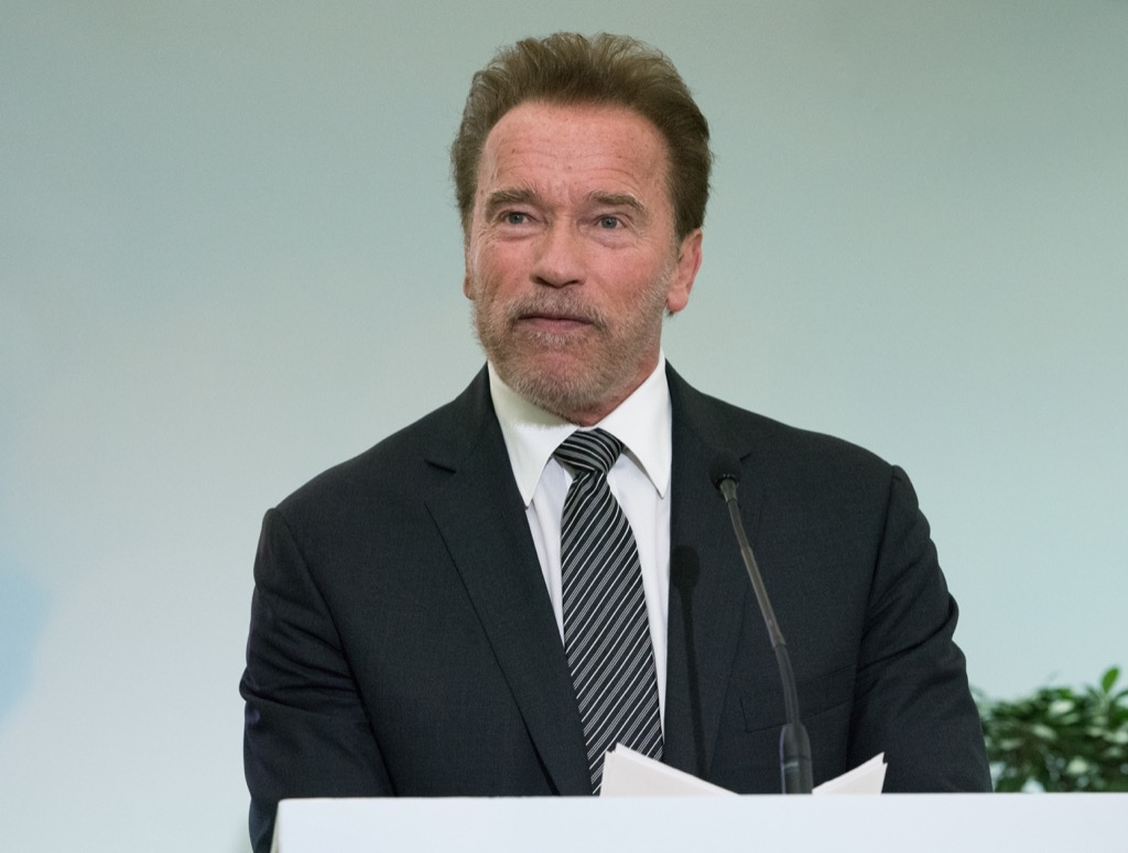 Arnold Schwarzenegger Funniest Reality TV Catchphrases