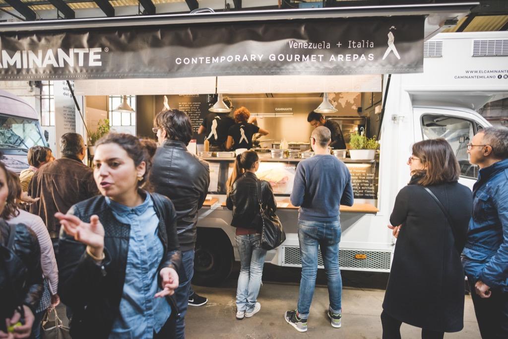 Side hustle food truck