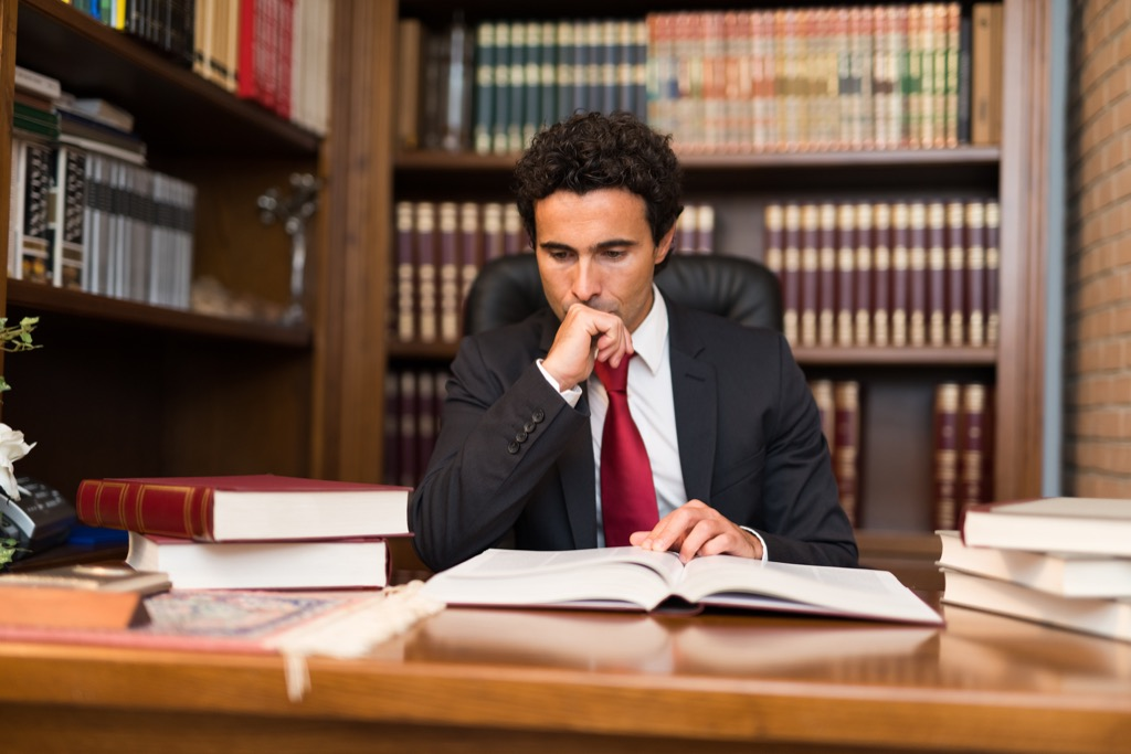 Side gigs research lawyer