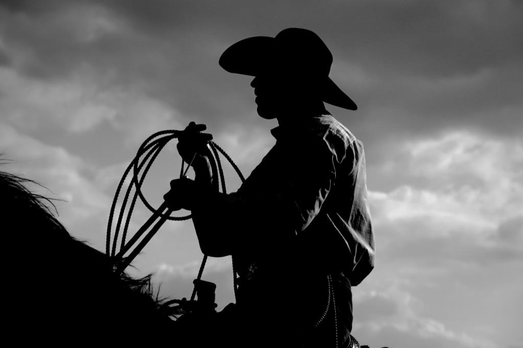 Shotgun cowboy