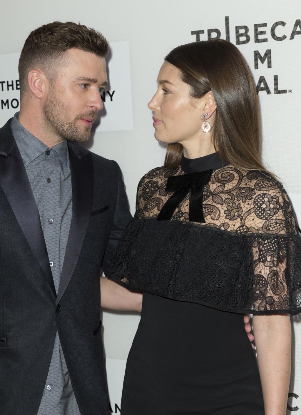 Justin Timberlake, Jessica BIel woman