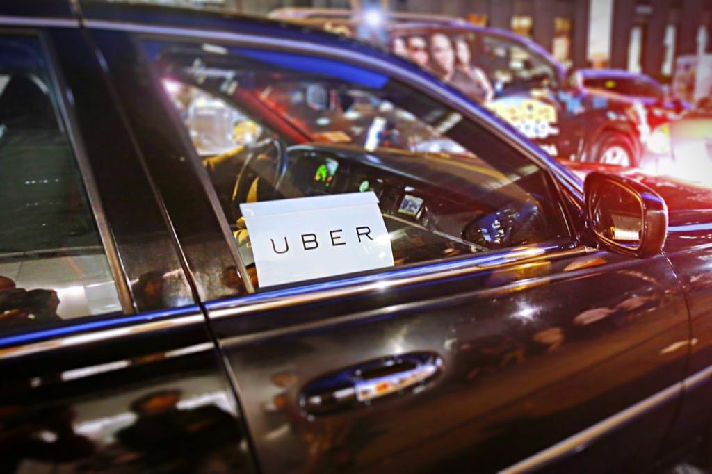 Side hustle uber