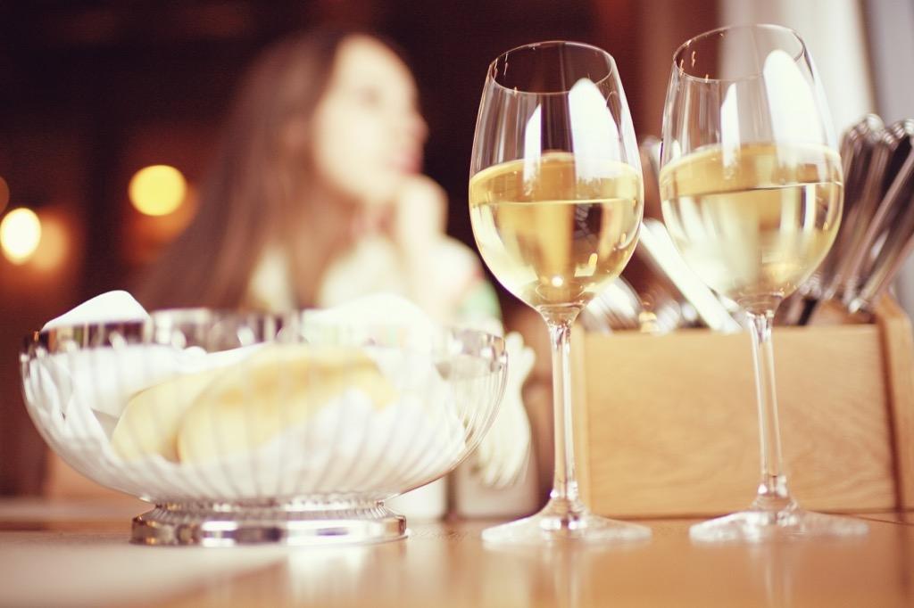 Nightcaps, white wine benefits of wine