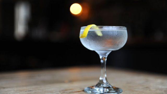 real martini