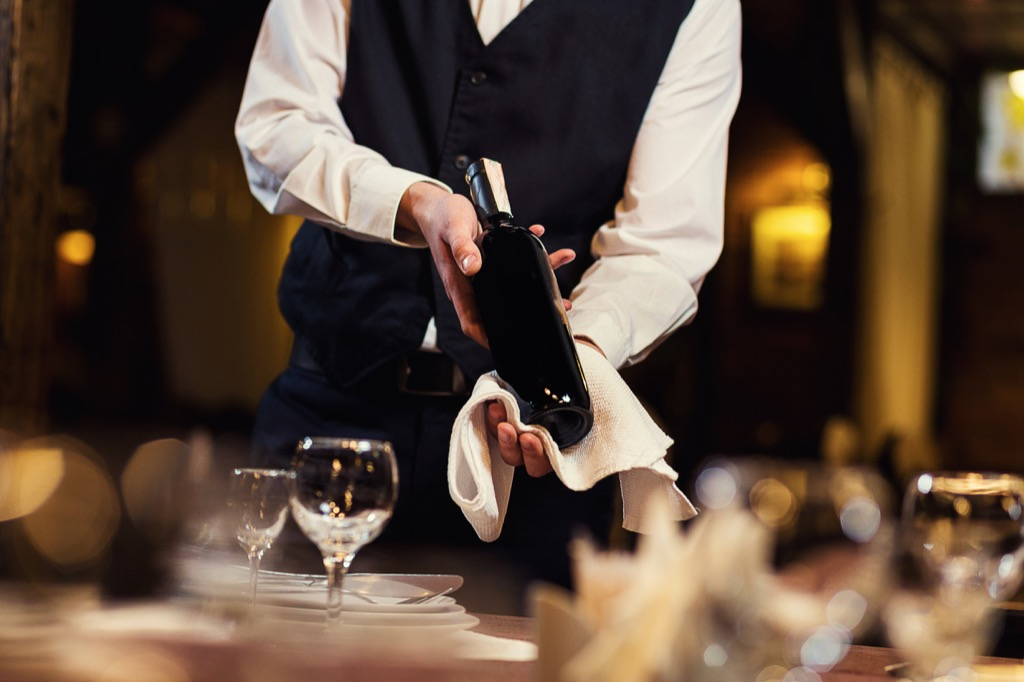 wine ordering moves for clients
