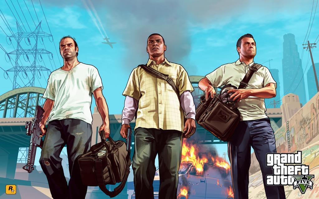 Video games GTA V