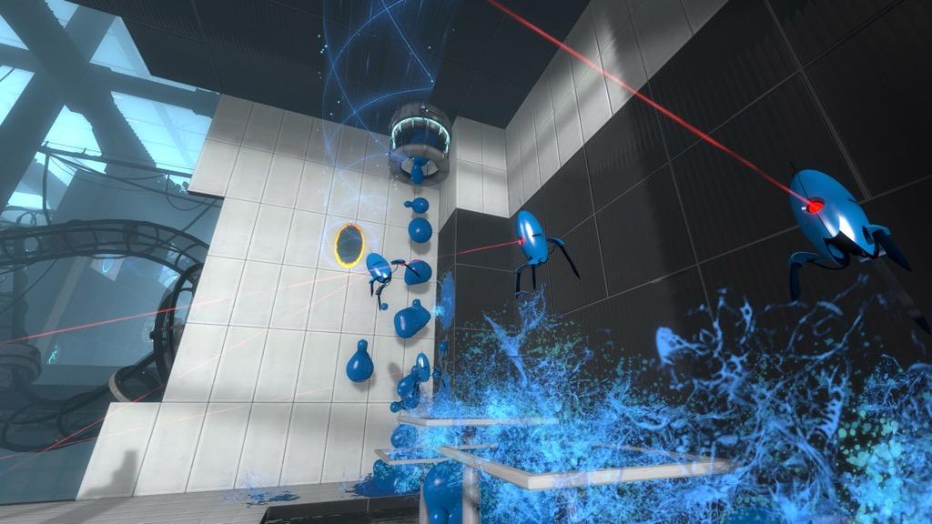 Video games Portal 2
