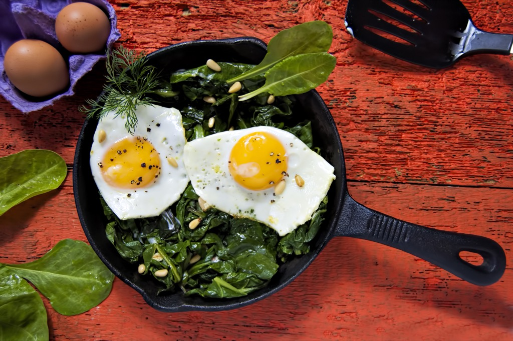 eating eggs will give you a photographic memory