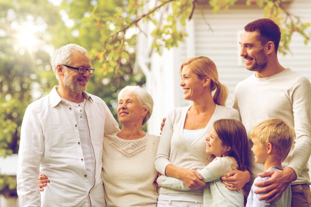 Hanging Out with Your In-Laws Life Changes