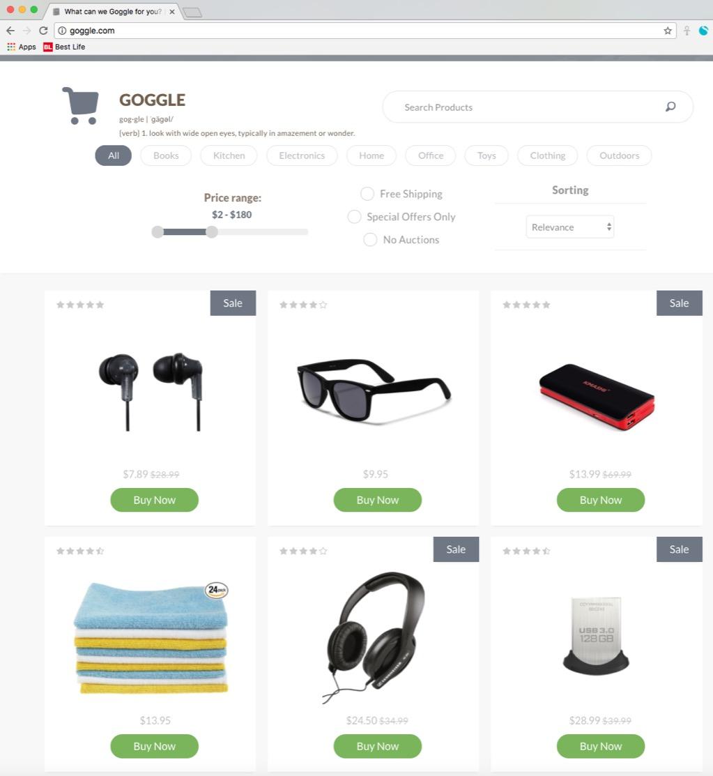 goggle.com google