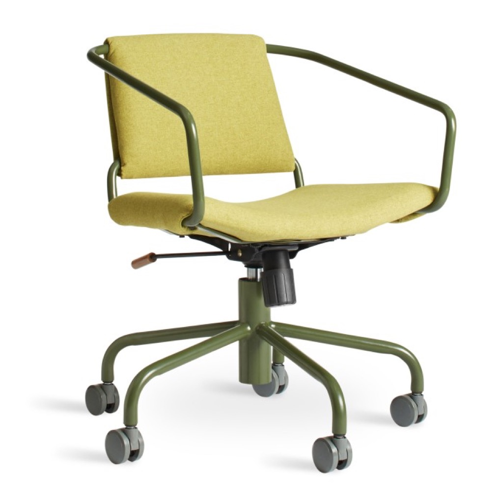 blu dot daily task office chairs