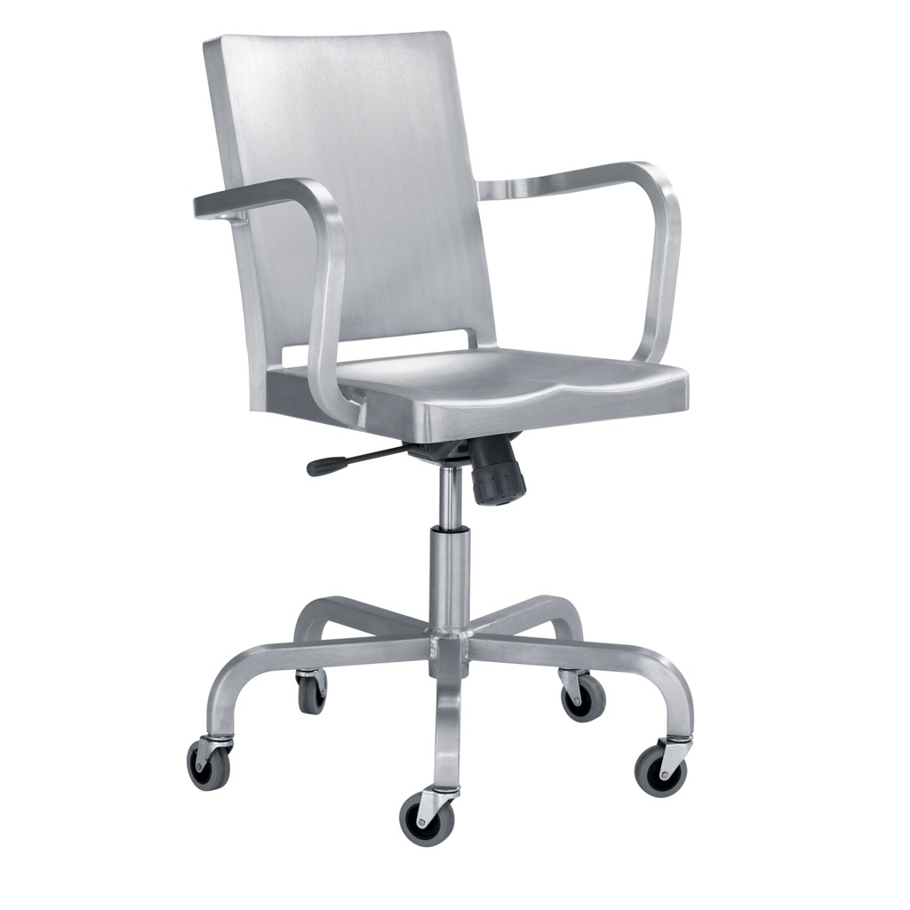 emeco hudson office chairs