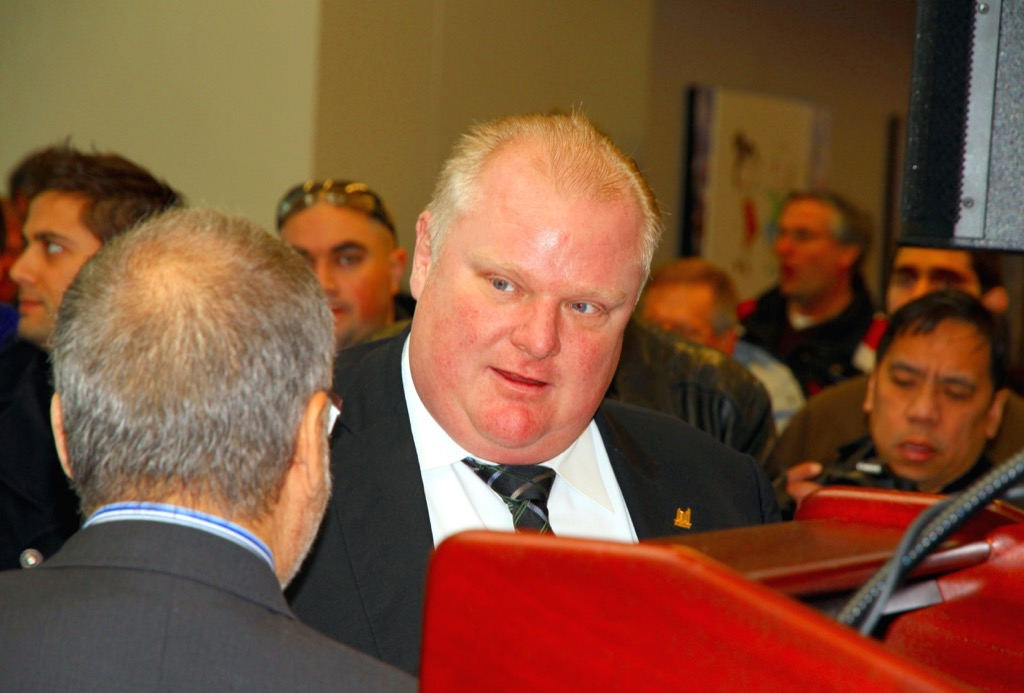 politicians assaulting rob ford