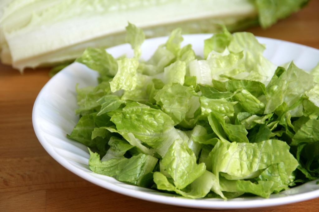 Vegetarian diet romaine