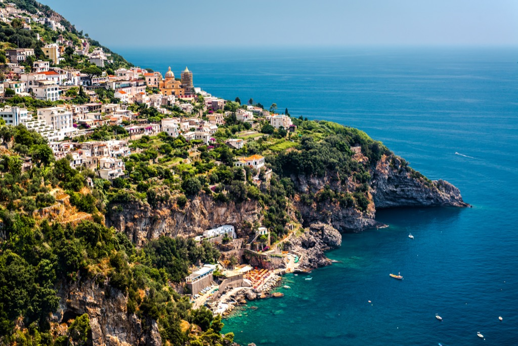 Praiano Italy secret escapes