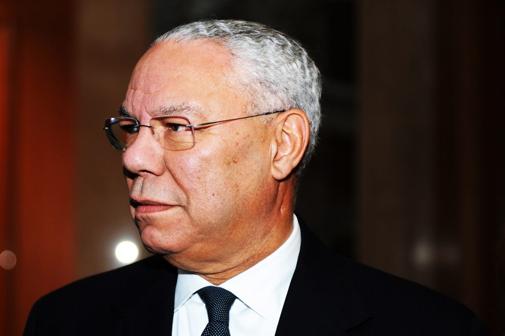 colin powell success quotes