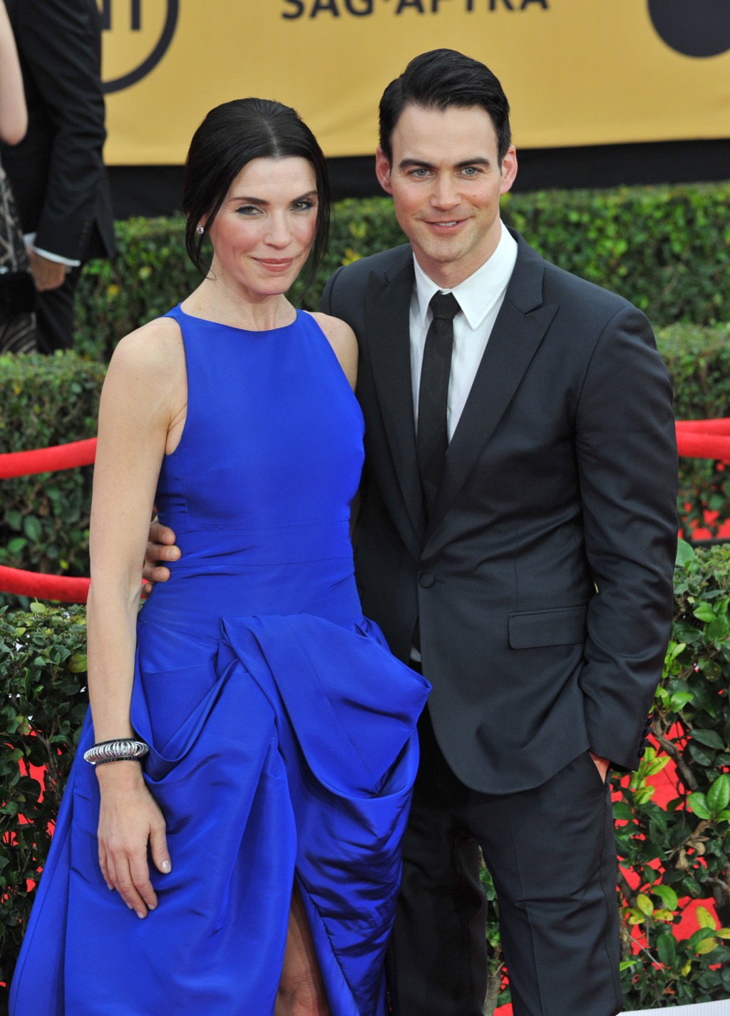Julianna margulies happily married reverse age gap