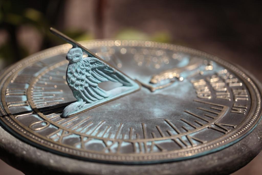 sundial clock snapchat century