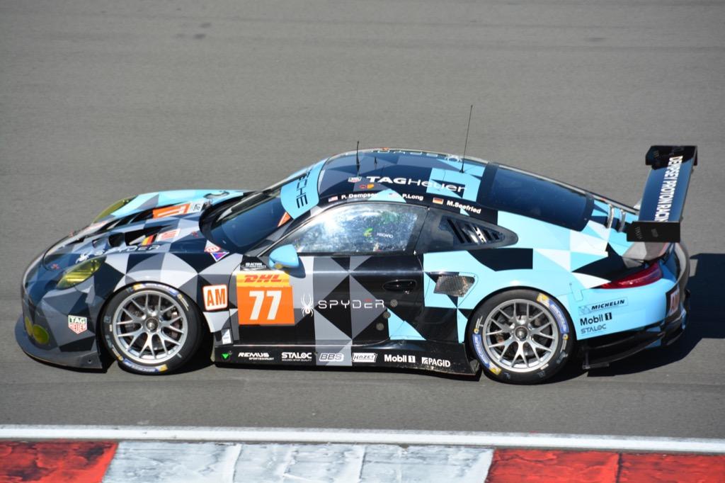 Insanely fast cars Patrick Dempsey Porsche