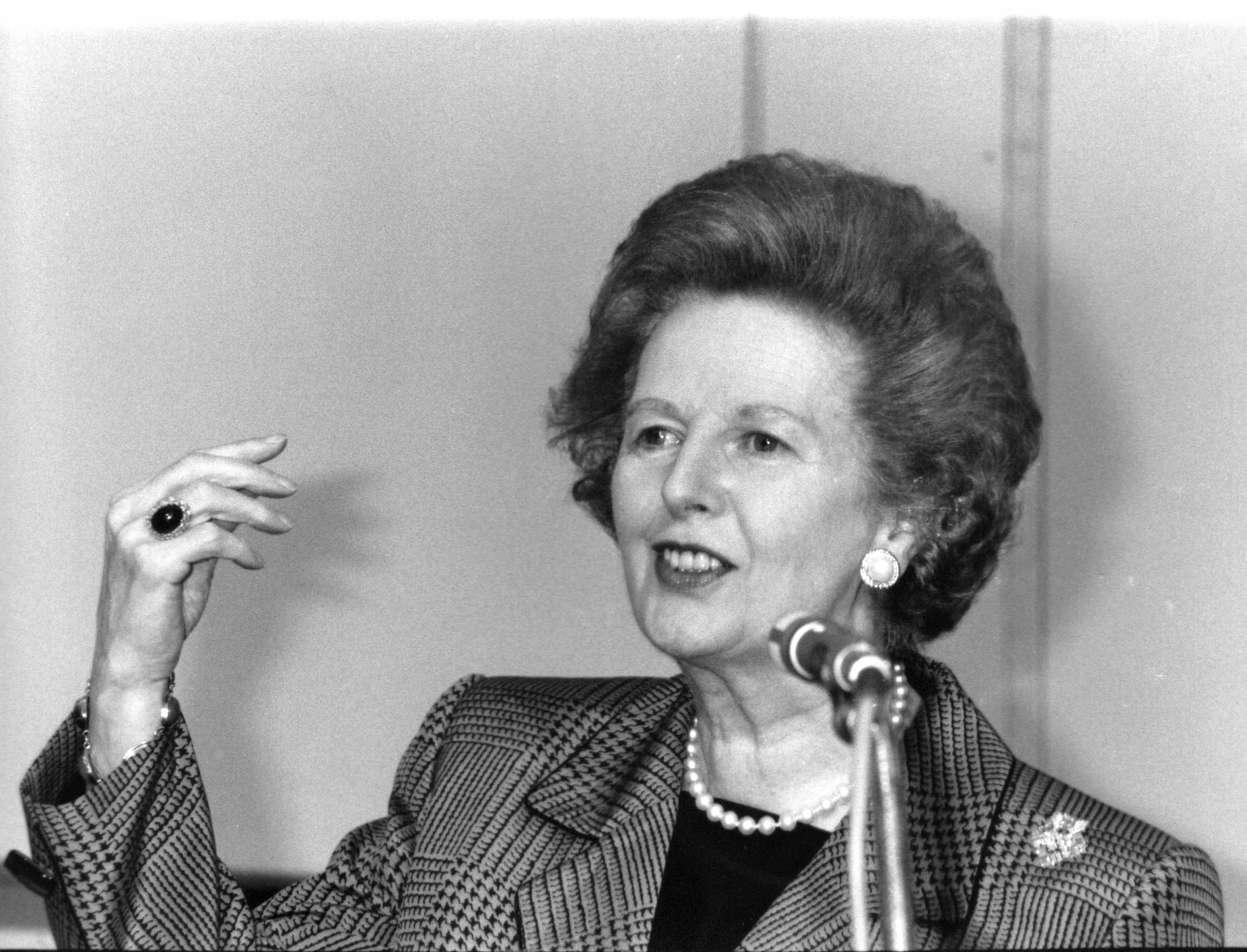 margaret thatcher success quotes, insulting politicians