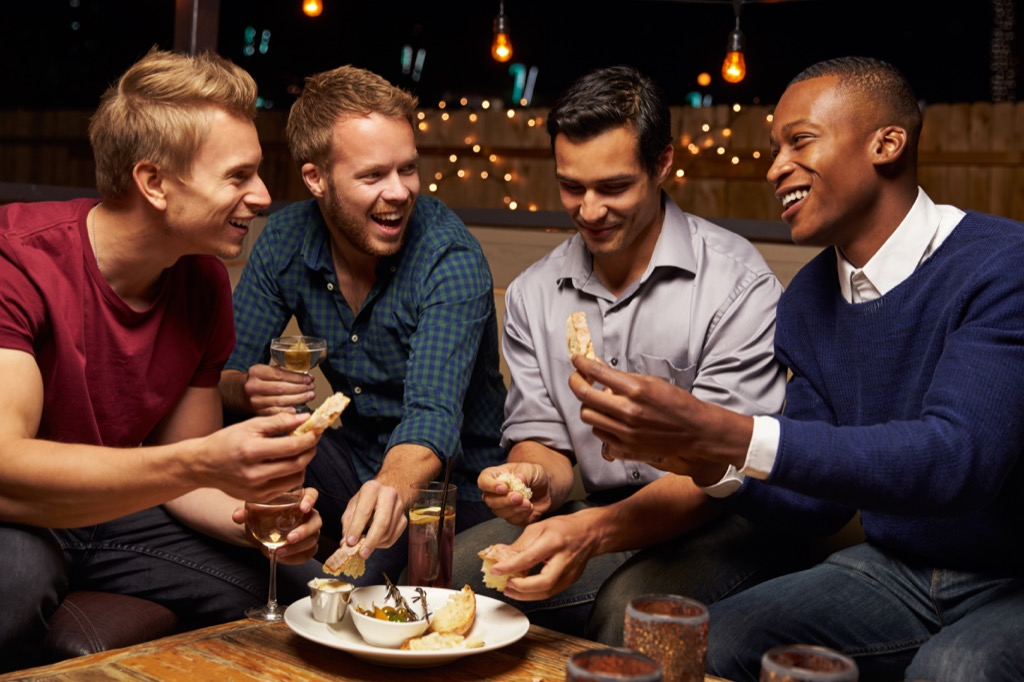 Bromance friendships, dating profile mistakes