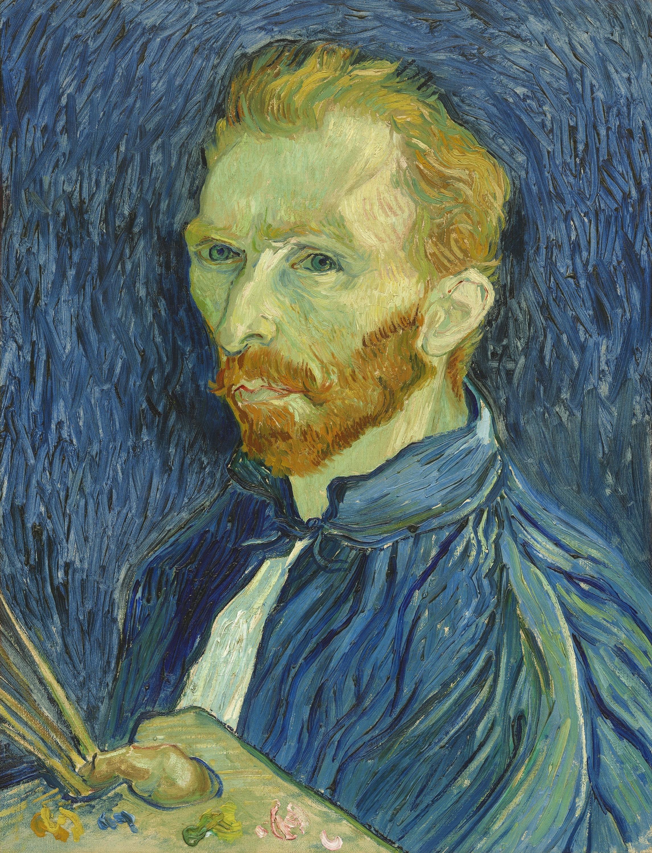 Vincent Van Gogh School Lessons