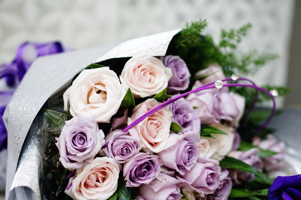 romantic flowers roses
