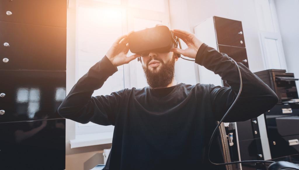 oculus virtual reality facebook
