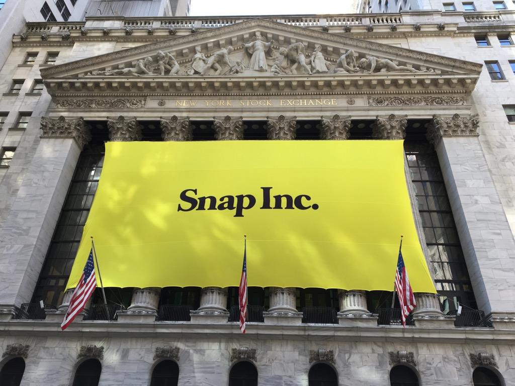 Snapchat Snap Inc
