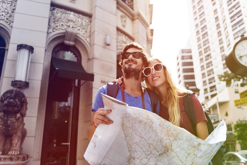travel the world parameters
