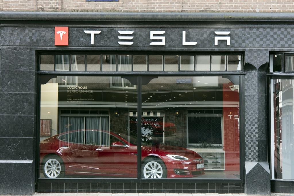 Tesla factory conditions