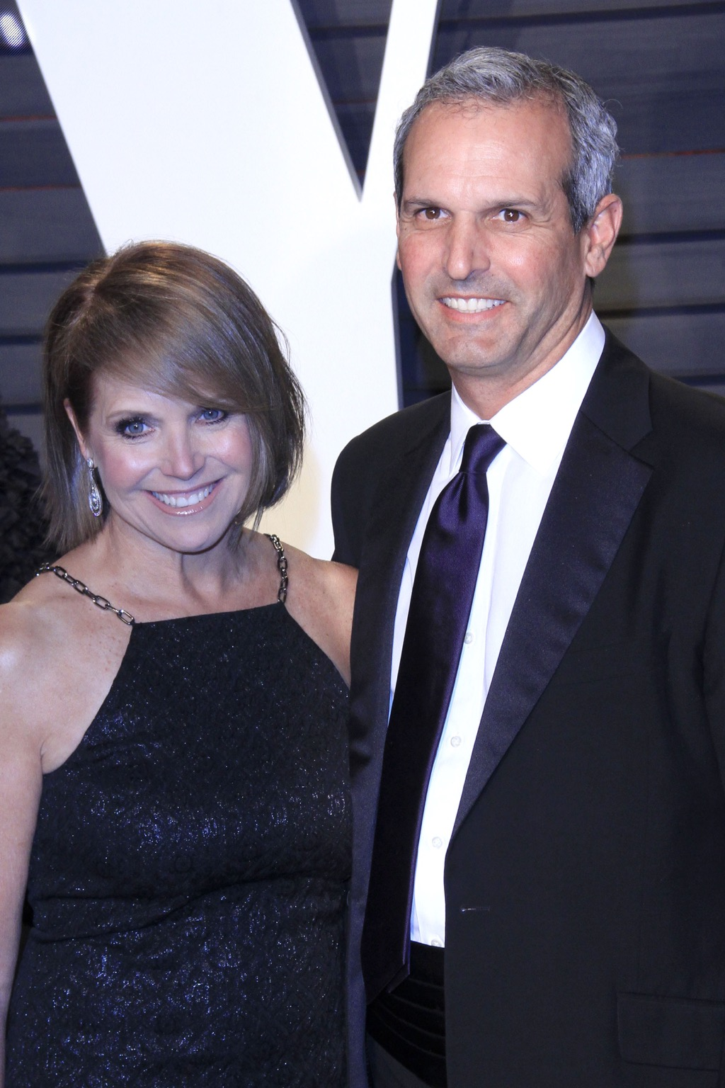 Katie couric happily married reverse age gap